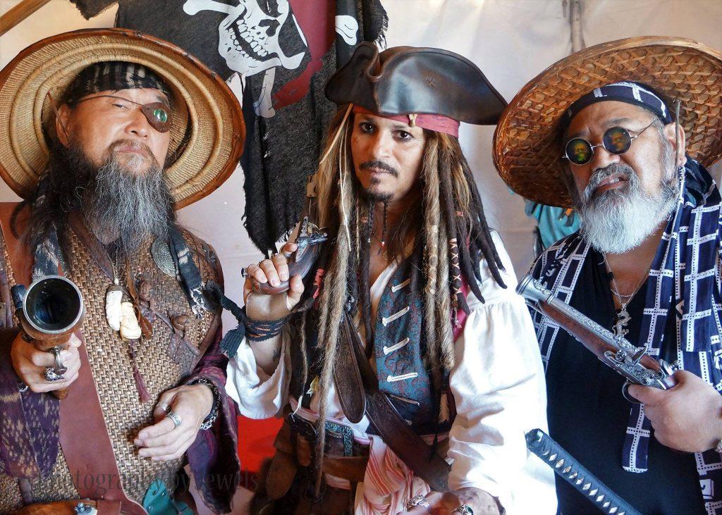 Pirate invasion